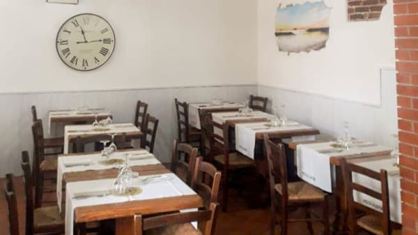 Veduta dell interno - Ristorante Pizzeria Il Voltone, Livorno