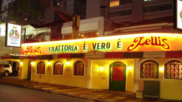 RW Fachada - Lellis Trattoria, São Paulo