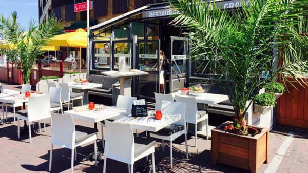 Terras - Grand Cafe Restaurant Open Doors, Noordwijk