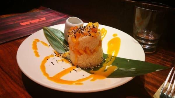 Food - Busaba Bangkok Thai - Soho, London
