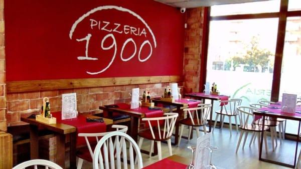 Pizzeria 1900 Granollers Centre, Granollers