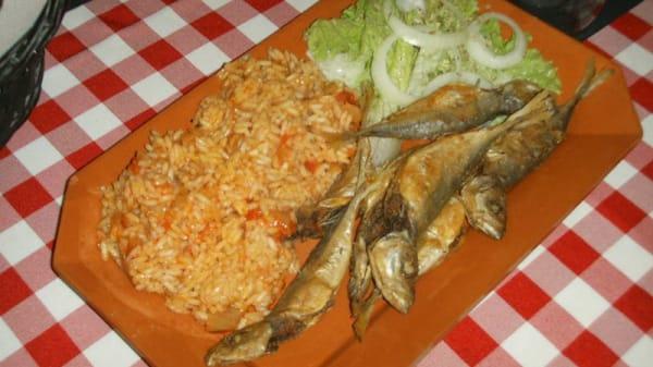 Sugestão do chef - Taskafina, Évora