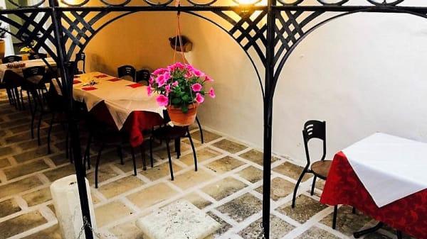Vista sala - Mamova, Zollino