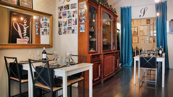 vista interior - Sandro Ristorante Italiano, Barcelona