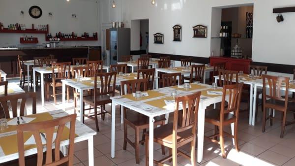 Interno - La Cascina, Sesto San Giovanni