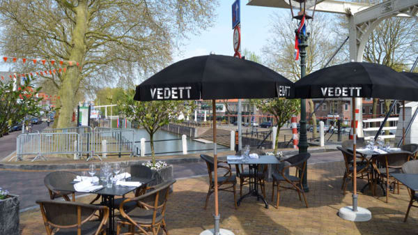 Terras - Restaurant Rotisserie Zott, Nieuwegein