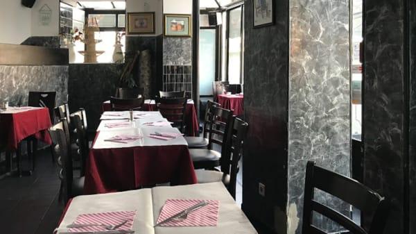 La salle - El Kahina, Montreuil
