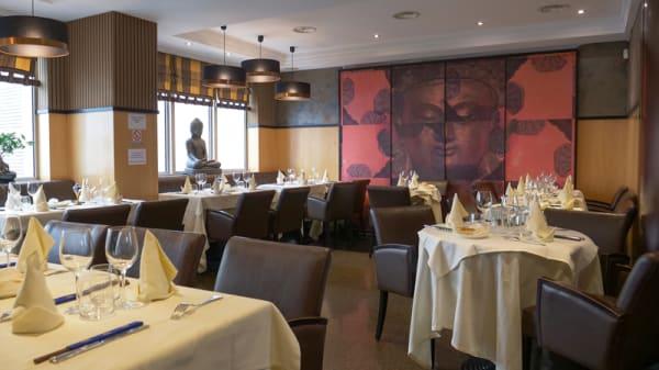 Salle du restaurant - Kok Ping, Paris