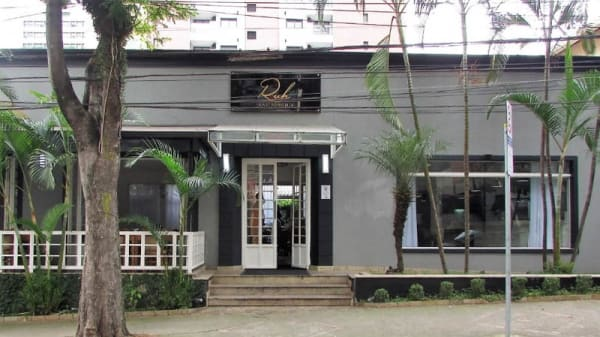 Fachada da Casa - Ruh Gastronomia, Santo André