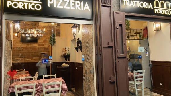Pizzeria Trattoria Portico, Napoli