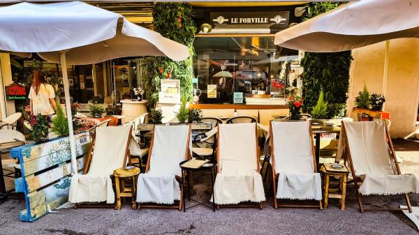Le Forville, Cannes