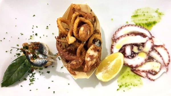 Suggerimento dello chef - Villa Kephos, Agrigento