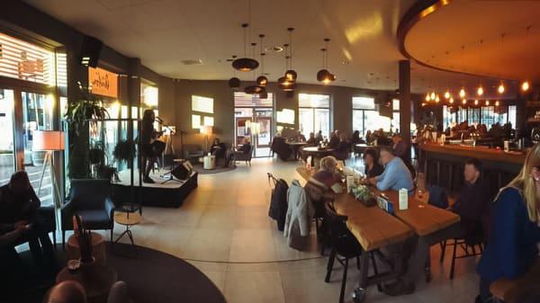 Het restaurant - Bij Anton, Kaatsheuvel