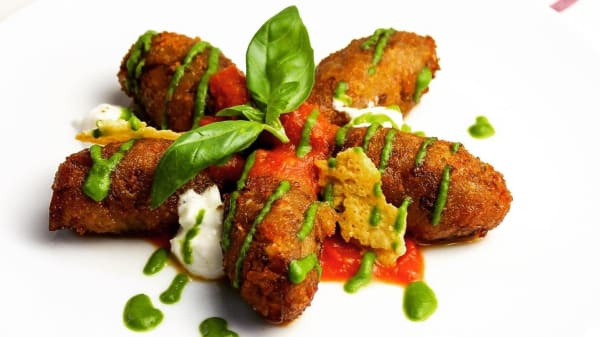 Lo Chef Consiglia - i 5 Sensi - Pizza e Burger anche Senza Glutine, Cava de' Tirreni