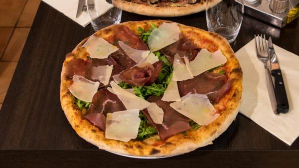 Suggestion de plat - La Cantinella, Genève