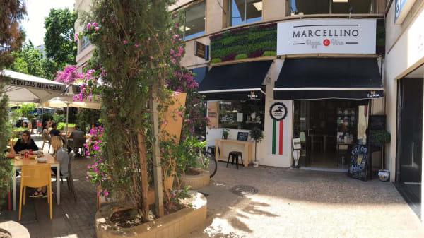 entrada 1 - Marcellino Pizza e Vino, Valencia