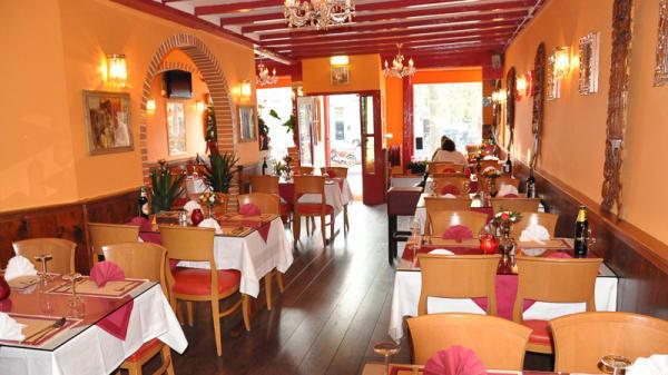 Restaurantzaal - Ganesha Indian Restaurant, Ámsterdam
