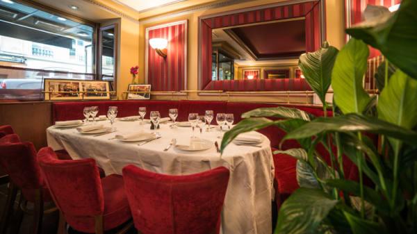 Vue de la salle - Le Pichet de Paris, Paris