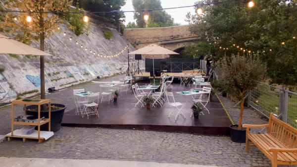Terrazza - Urban Garden, Roma