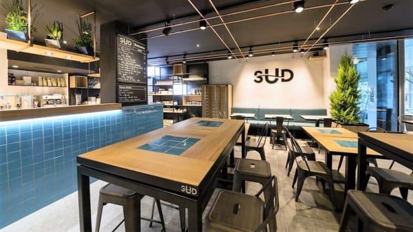 Vue de la salle - SUD, Lausanne