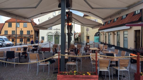 Ute - Bageriet Mat & Bar, Visby