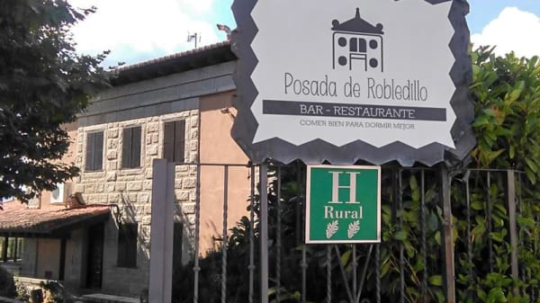 Entrada - Posada de Robledillo, Robledillo De La Jara