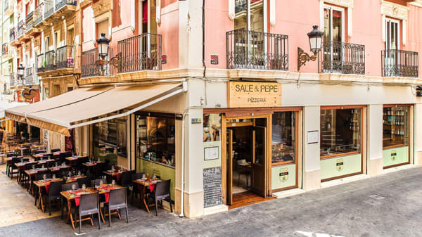 Terraza - Sale & Pepe Barrio, Alicante (Alacant)
