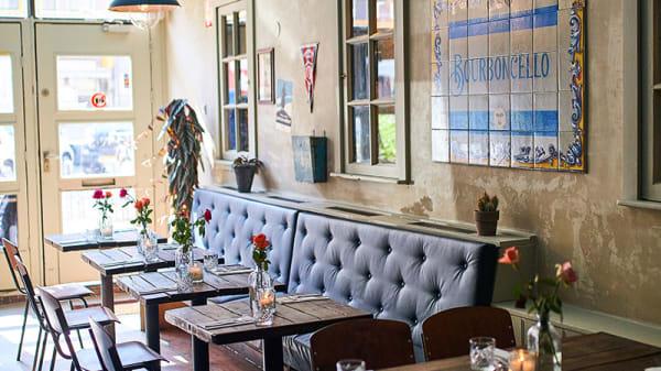 Het restaurant - El Pibe, Ámsterdam