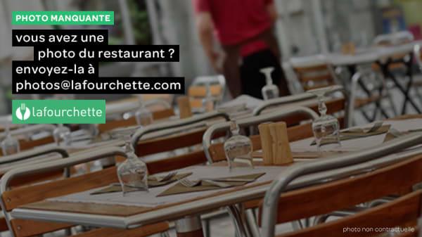 terrasse - Le Petit Gadin, Lyon