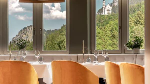 Lisl Restaurant & Terrasse, Schwangau