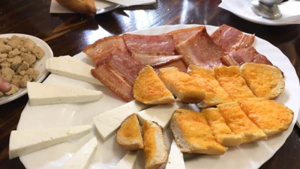 Sugerencia del chef - Cruz de Tea, La Orotava