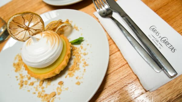 Sugerencia del chef - Caras y Caretas Cafe Bar Restaurante, Buenos Aires