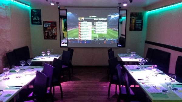 salle brasserie - Kiwi Bar, Bordeaux