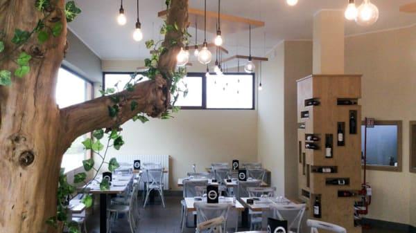 Vista sala - Besius Caffè & Cucina, Balgano