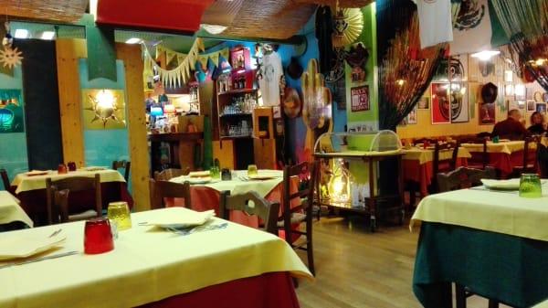Interno - Mexicano Hot Cactus Cafè, Vicenza