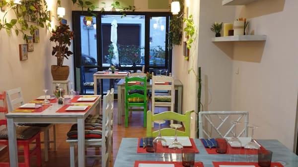 Vista del interior - Mavà Pizzeria restaurante, Puerto del Rosario