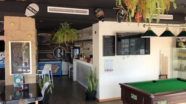 Vista de la sala - Happy Food Riviera, Mijas