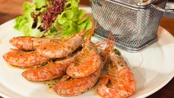 Suggestion de plat - El Tapas - Cap Saran, Saran