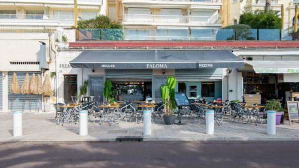 Façade - Paloma, Cannes