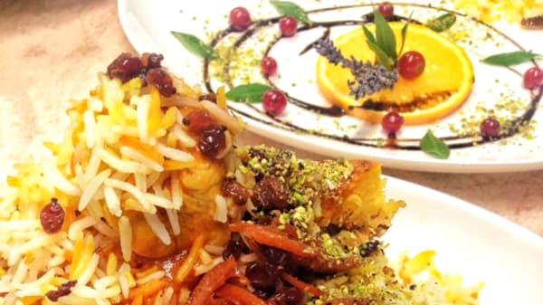 Suggerimento dello chef - Cardamomo Persian Palace Como, Como