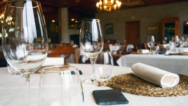 salon - El Rincón del Segoviano - Hotel Acueducto, Segovia