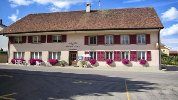 L'auberge - L'Auberge du Rendez-Vous, Aumont