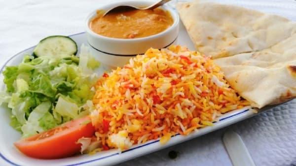 Typical Indian Tandoori Restaurant, Tavira