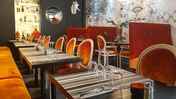 Salle du restaurant - L´Appart, Asnières-sur-Seine