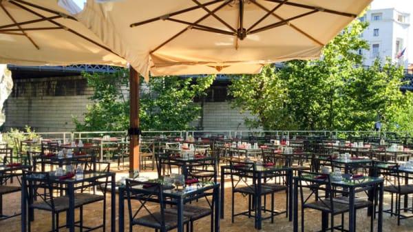 terrazza - Bacco in Tevere, Rome