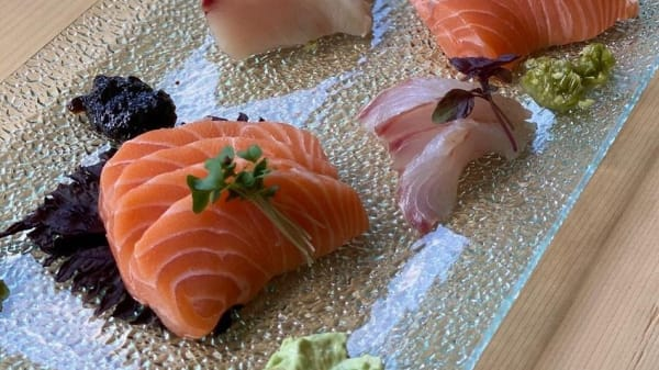 Specialità dello chef - Legno Origami (ex Tom-Hiro sushi Cafè), Milan