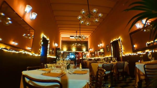Sala ristorante - Lucca, Milan