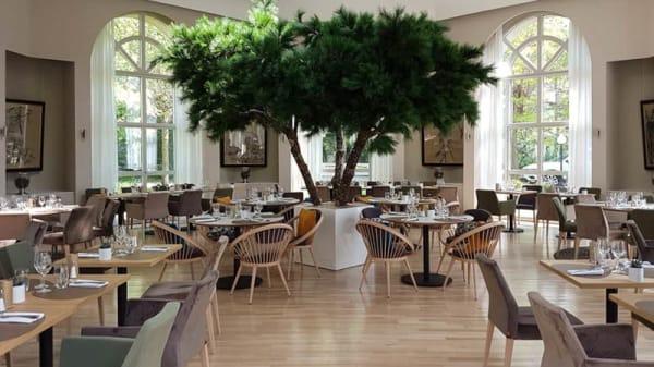 Le restaurant - Le Picardy, Le Touquet-Paris-Plage