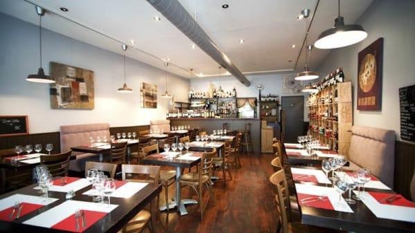 vue de la salle - Gem Restaurant, Bordeaux