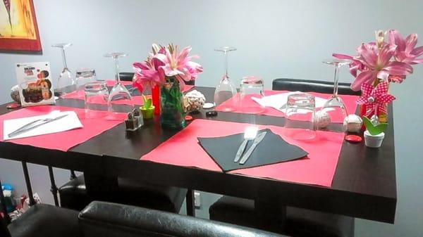 la salle - La Table de Louis, La Farlède